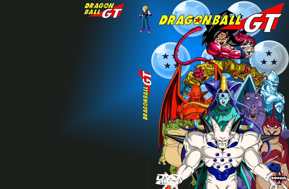 Dragon ball portuguese all series in order