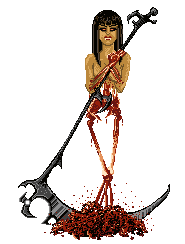 Urgathoa: The Pallid Princess by Sergio37