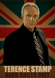 Terence Stamp - Hard Boiled Br by miguel-deviant