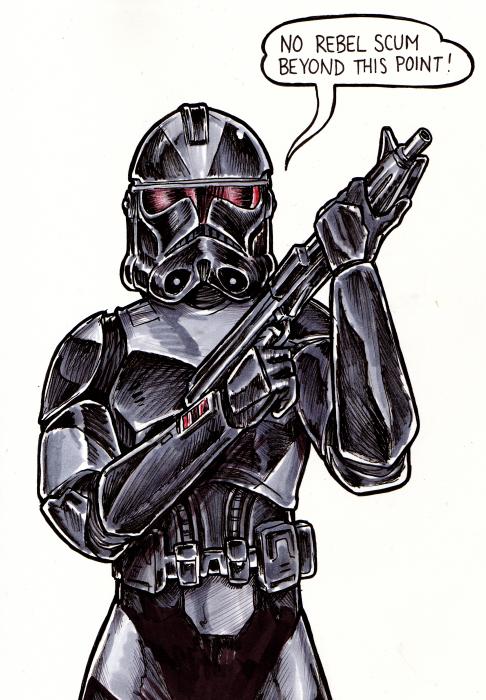 4 Commando War Comics