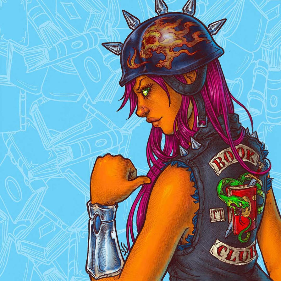 Starfire  by dpdagger