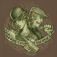 Barroom Heroes by dpdagger