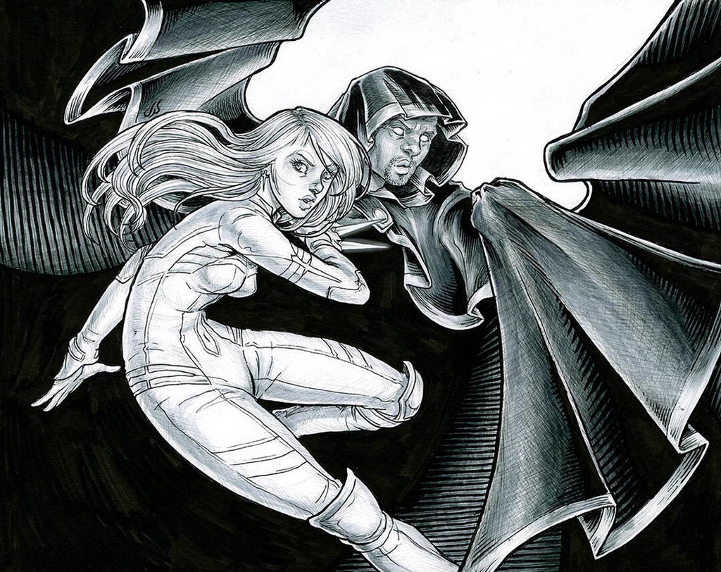 Cloak And Dagger By Dpdagger On DeviantArt