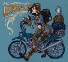 Wanderlust  by dpdagger