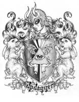 dpdagger Family Crest by dpdagger