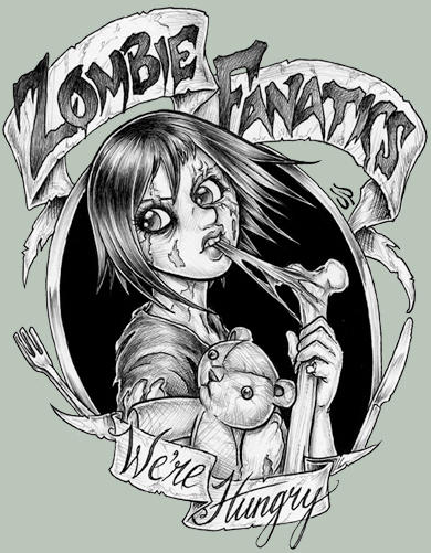 Zombie Fanatics ID Contest by dpdagger