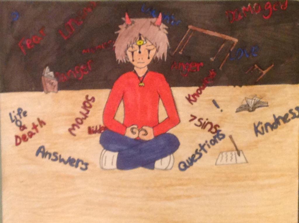 Meditation by Conshadow17