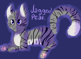 Warrior Cats: Dawn of the Clans- Jagged Peak by Dapple-ishh