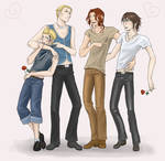 FF8: Double Date