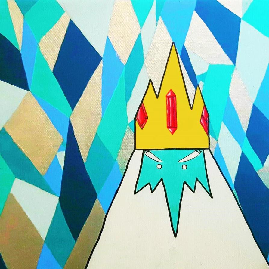 Ice King by shazam26