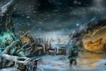 Dead Space 3 Concept.