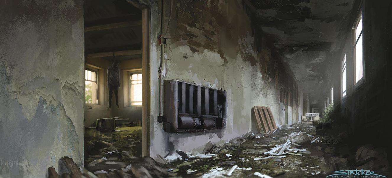 Empty Asylum. by BrandonStricker