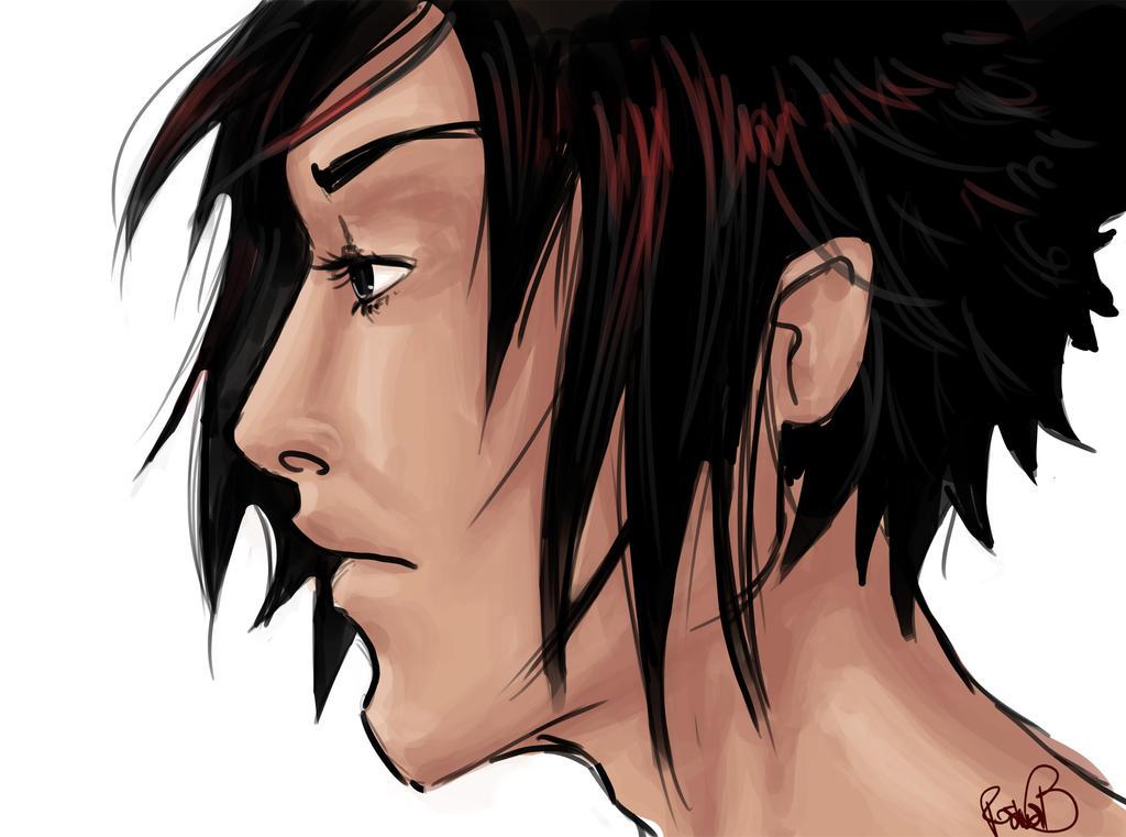 Sasuke once again by Brosi91