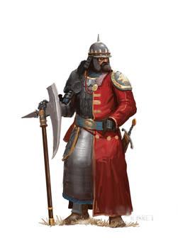 Kislev Kreml guard -1