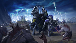 Heralds of Chivalry_Battle for the Forgotten Tomb