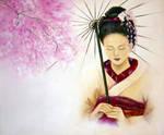 Geisha by MoriMora