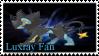 Luxray Stamp by Stevehusky