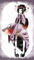 -Kimono Dahlin- by callista