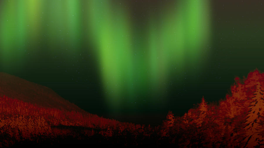 Aurora by Voyager168
