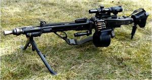 HSOTD - MG3 Light Machine Gun Spotlight