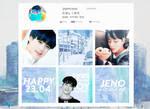 [170422] JENO'S BIRTHDAY by Jinhyun99