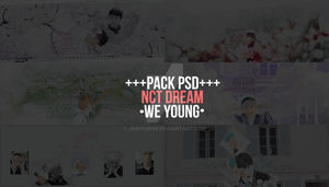 psd .\\\. nct dream.we young