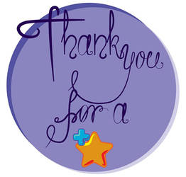 thank you for a fave!