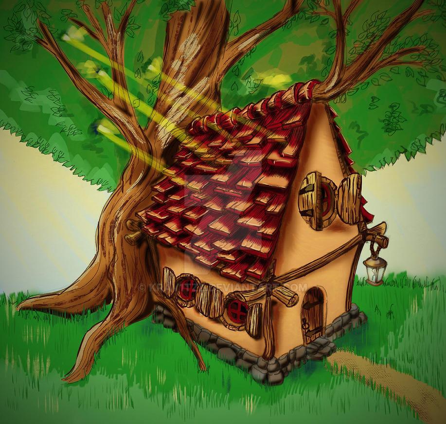 House by Krav1tzz