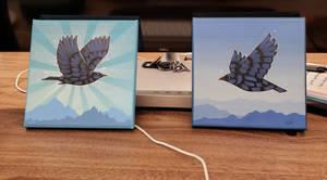 Desk Birds