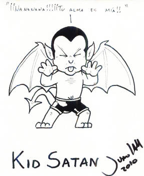 Demon Pals - Kid Satan