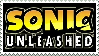 Sonic Unleashed Stamp by MasterGallade