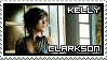 Kelly Clarkson Stamp by MasterGallade