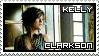 Kelly Clarkson Stamp by MasterGallade