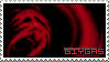 Giygas Stamp by MasterGallade