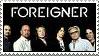 Foreigner Stamp by MasterGallade