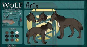 WoLF | Arix | Onni | T-3 Novice Jager | ACTIVE