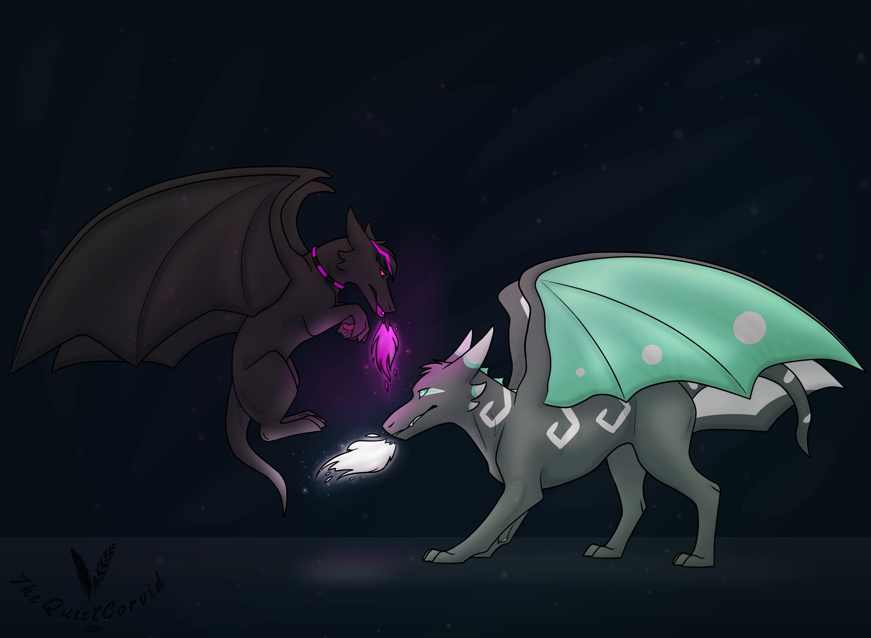Spooktober | Day 6 - Dragons