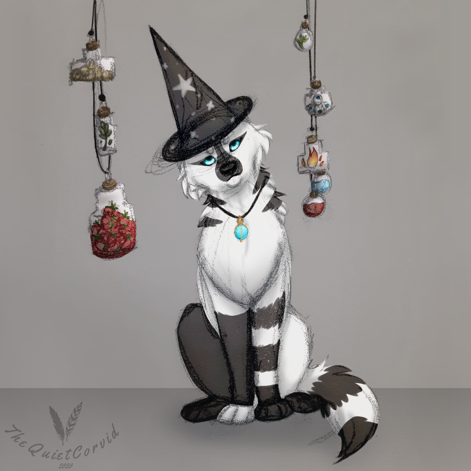 Spooktober | Day 7 - Witch