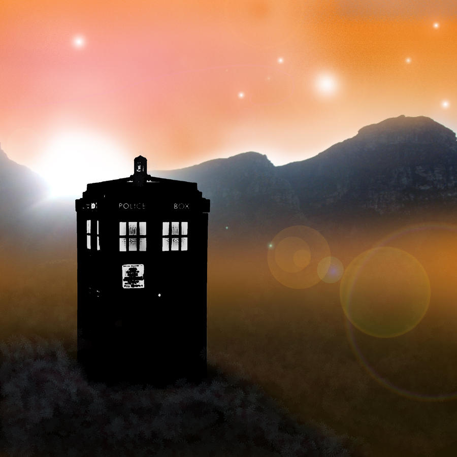 Gallifrey by Hex-Reinette