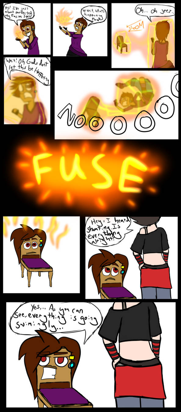 A Con-Fusing situation