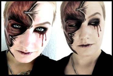 Two-faced by Zeitzeugin