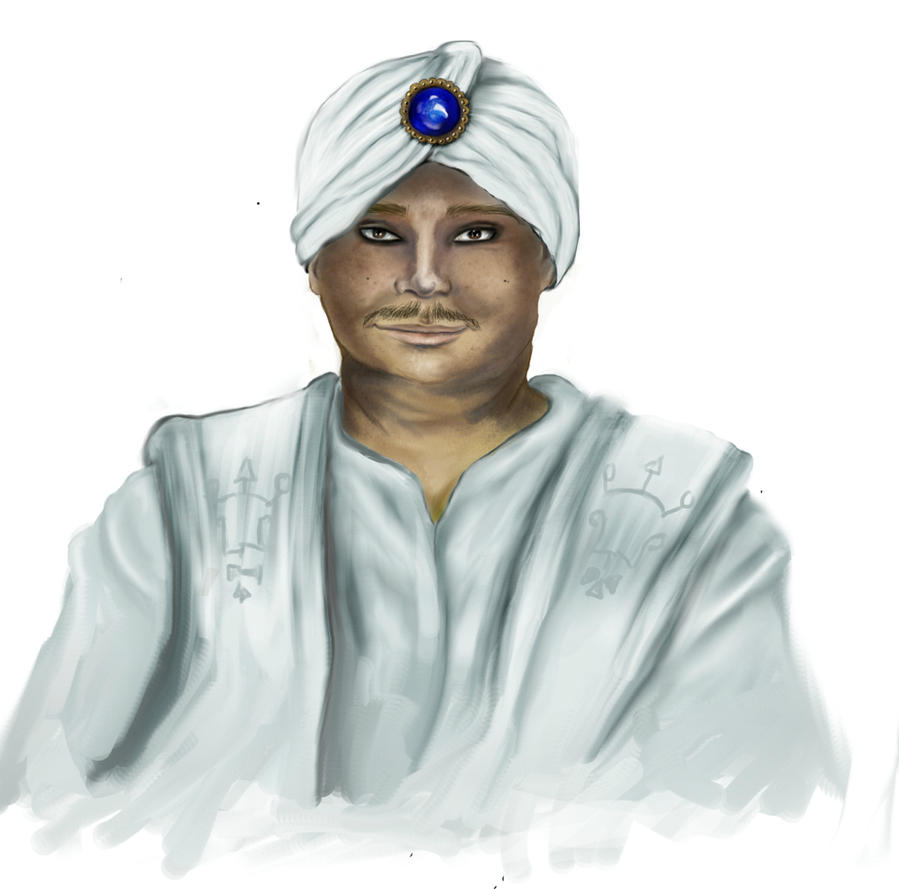 Yastafar ibn Sahil by Zeitzeugin