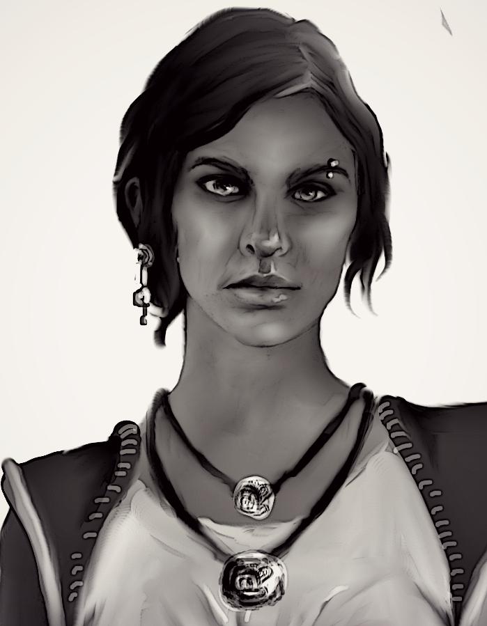 Shayana by Zeitzeugin