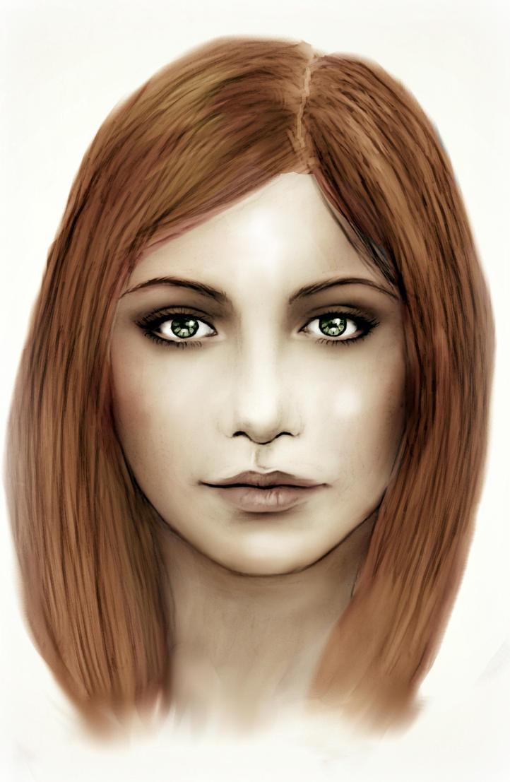 Portrait by Zeitzeugin