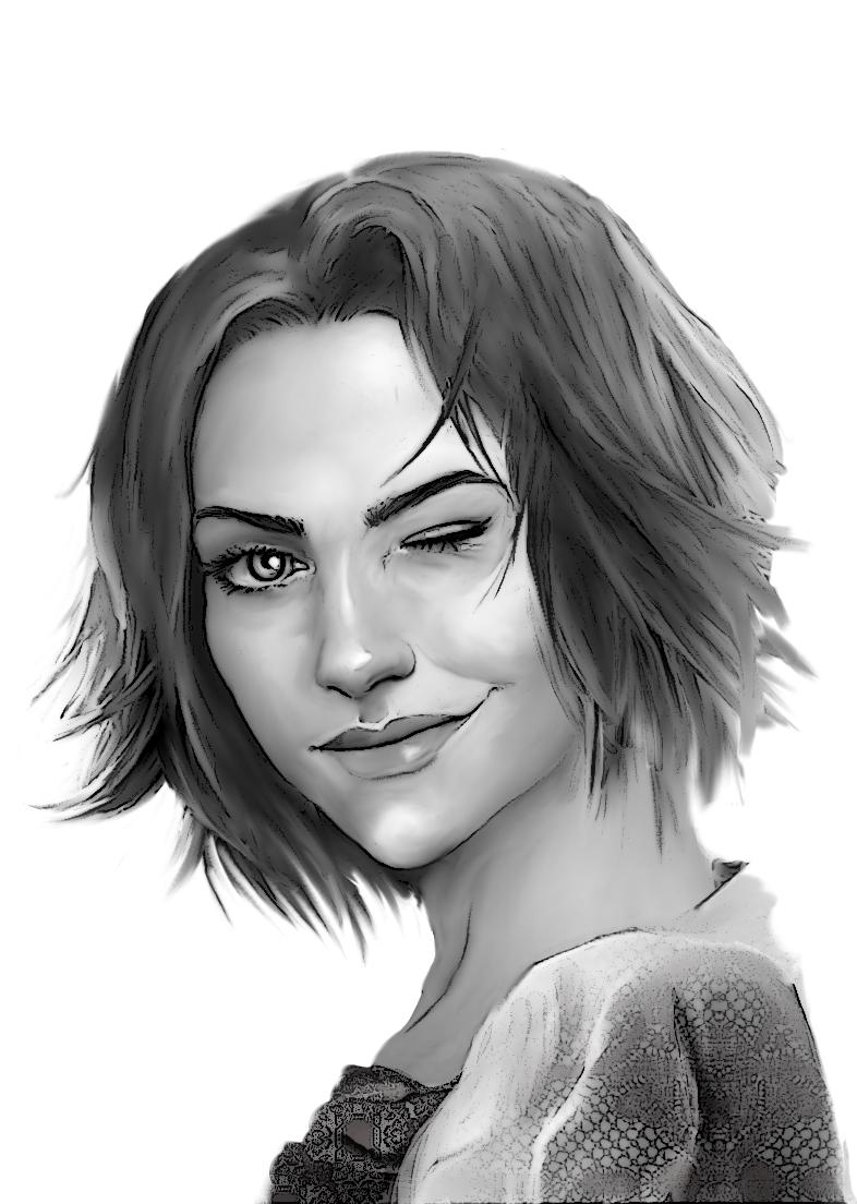 Alix by Zeitzeugin