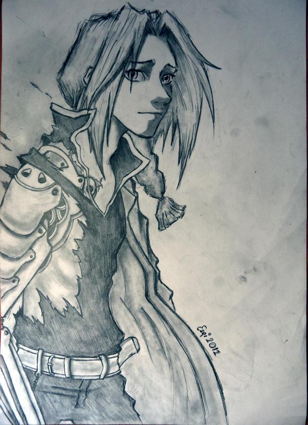 Edward Elric by tukKuu