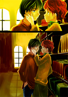library love by nolly3
