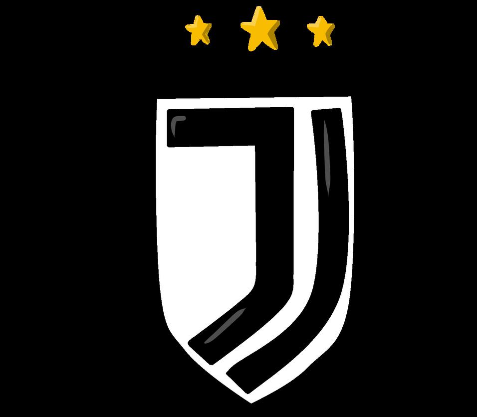 New Juventus' Logo by PokeDracoOff on DeviantArt
