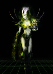 Vengeful Spirit DotA2