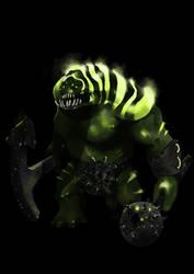 DotA2 - Tidehunter - new themed